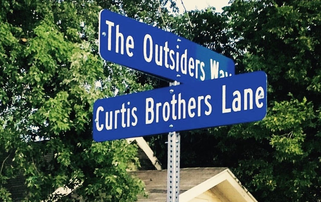 Outsiders Way & Curtis Brothers Lane